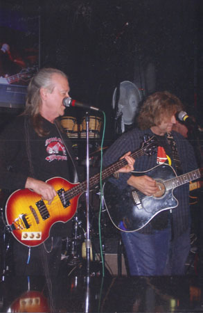 Vern and Randy Meisner Eagles and Flying Burrito Brothers Grand Parsons and Poco
