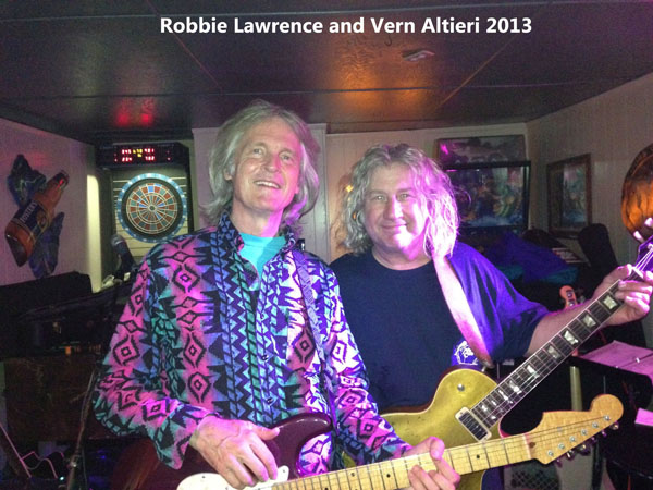 Vern and Robbie Lawrence