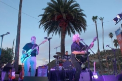 Wrigley Stage pic for island time at Catalina All Stars Concert 2014