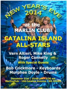 New Years Eve 2014 at the Marlin Club
